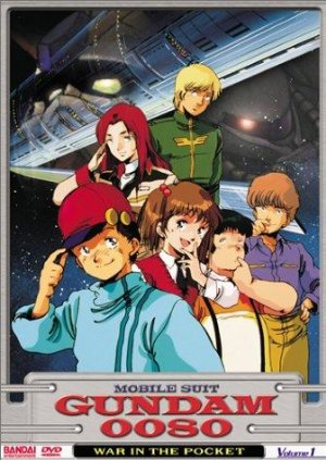 Mobile Suit Gundam 0080: War In The Pocket (dub)